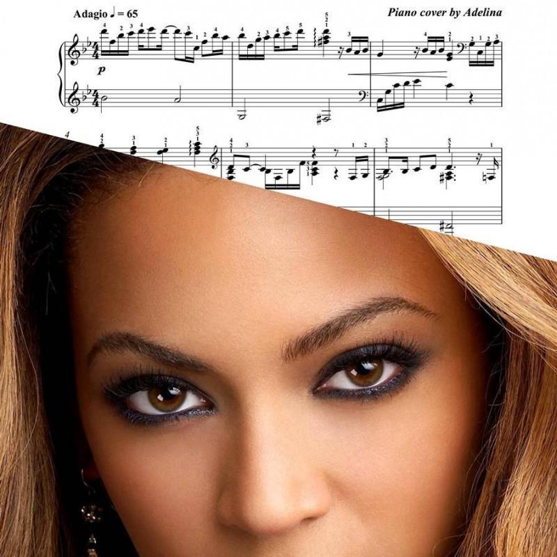 """Listen"" – Beyonce – Piano Sheet Music"
