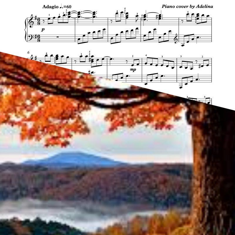 """Позови Меня"" – Любе – Piano Sheet Music"