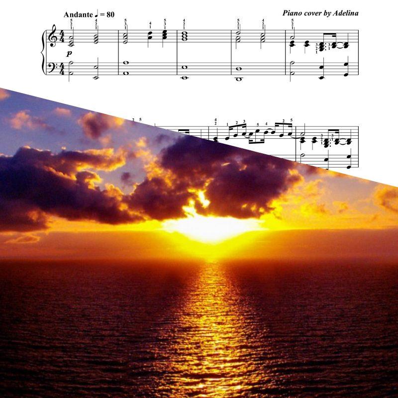 """Ain't no sunshine"" – Bill Whiters – Piano Sheet Music"