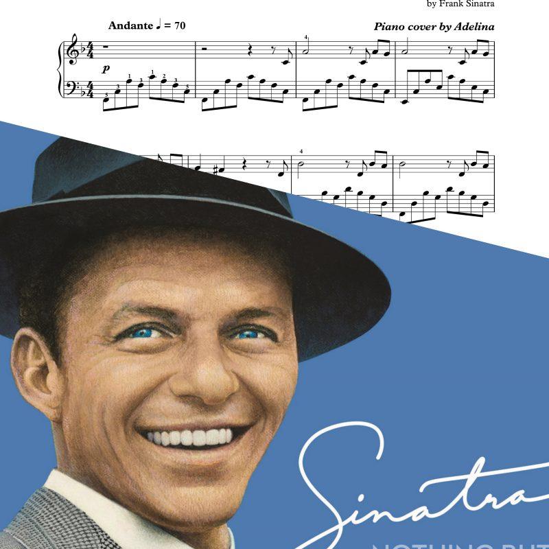 """My Way"" – Frank Sinatra – Piano Sheet Music"