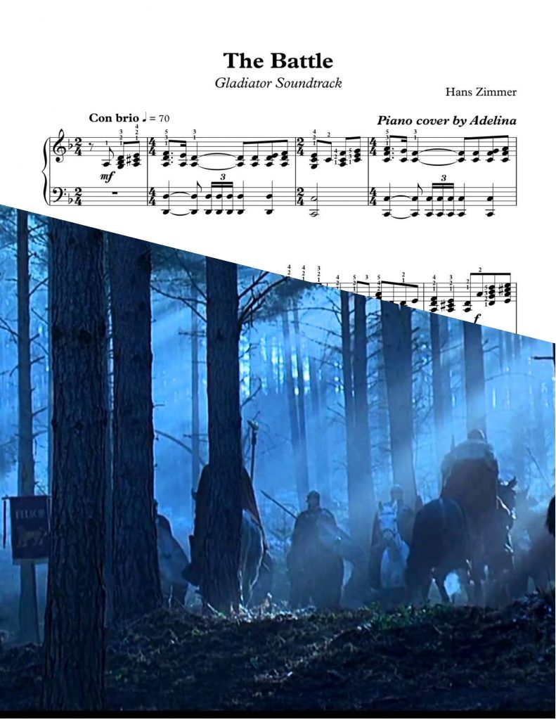 The Battle - Gladiator soundtrack