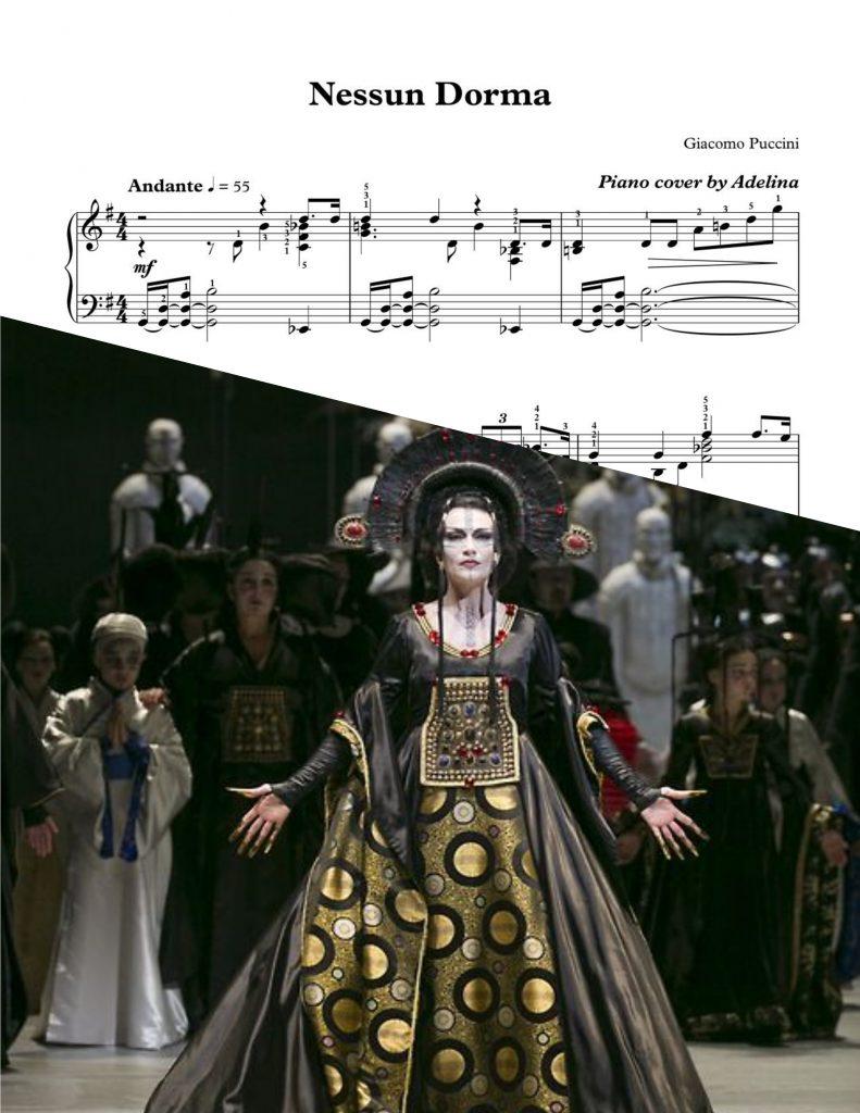 Nessun Dorma - Puccini-Turandot