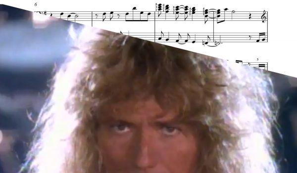Is This Love - Whitesnake