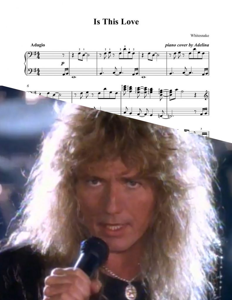 Is This Love - Whitesnake
