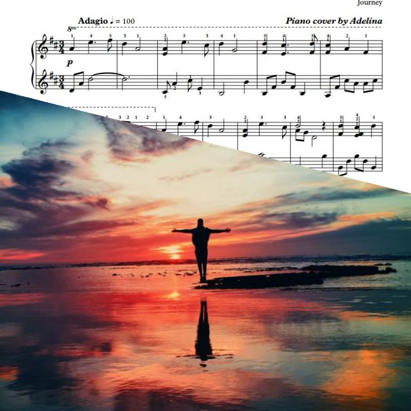 """Open Arms"" – Journey – Piano Sheet Music"