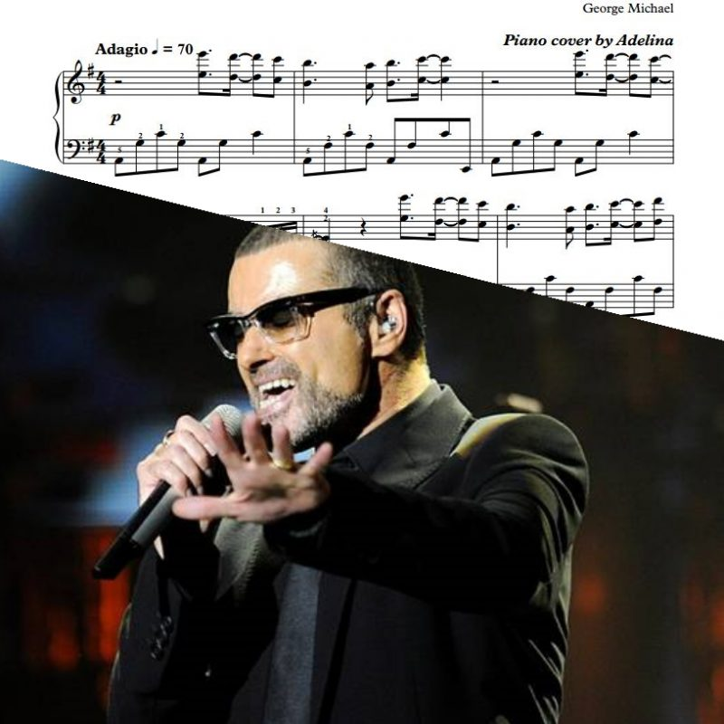 """You Have Been Loved"" – George Michael – Piano Sheet Music"