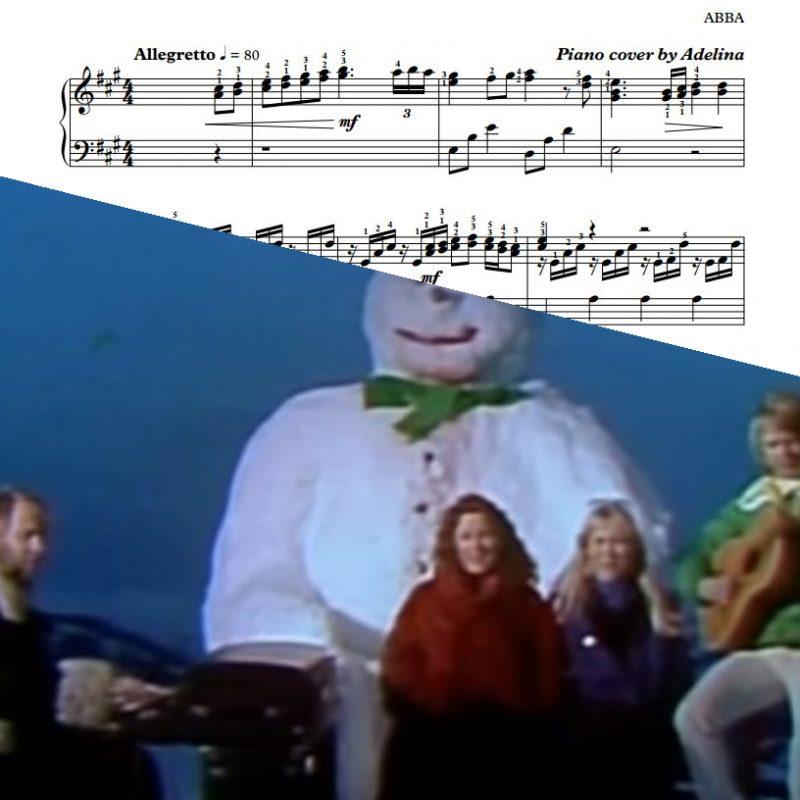 """""""Chiquitita"""" – ABBA – Piano Sheet Music"""