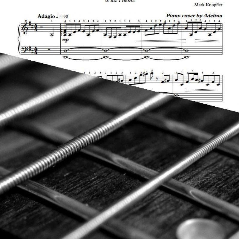 """""""Local Hero"""" – Mark Knopfler – Piano Sheet Music"""