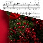 """""""Angels We Have Heard On High"""" – Sheet Music Download"""