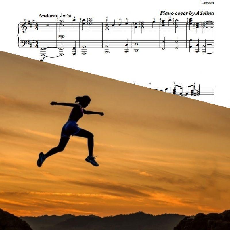 """Euphoria"" – Loreen – Piano Sheet Music"