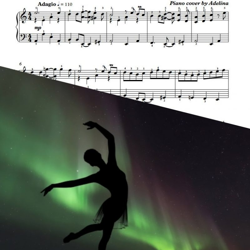 """Danzon No.2"" – Arturo Marquez – Piano Sheet Music"